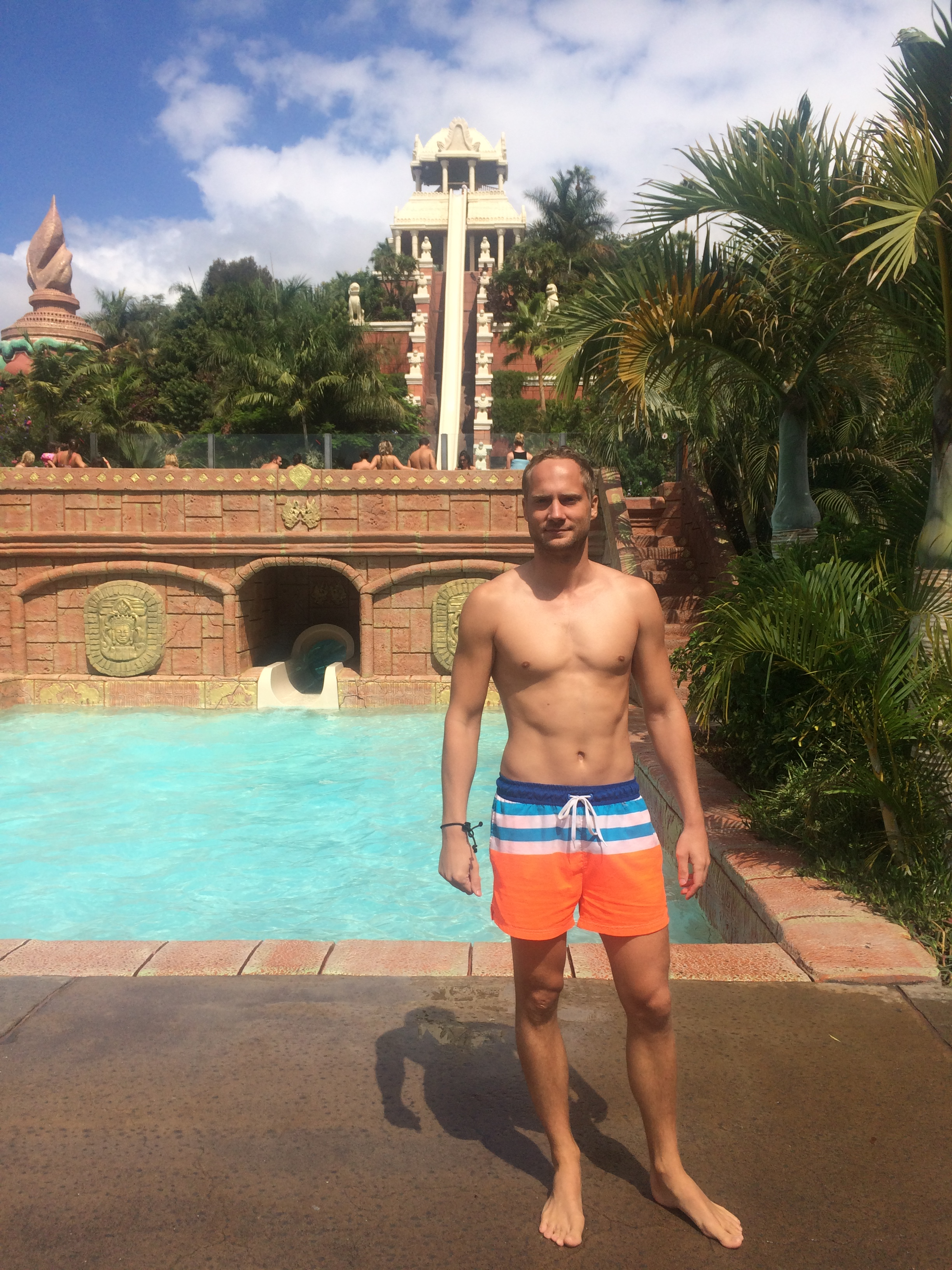 Siam park - Tower of power