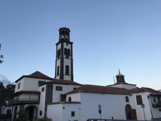 Santa Cruz - Kostel Neposkvrněného početí Panny Marie