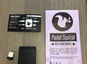 Hračky na hackování: Hak5 Packet Squirrel