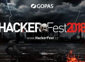 HackerFest 2018 a co se nám do přednášky nevešlo