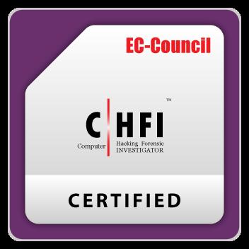 CHFI: Computer Hacking Forensic Investigator