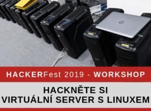 Ochutnávka z workshopu  HackerFest 2019