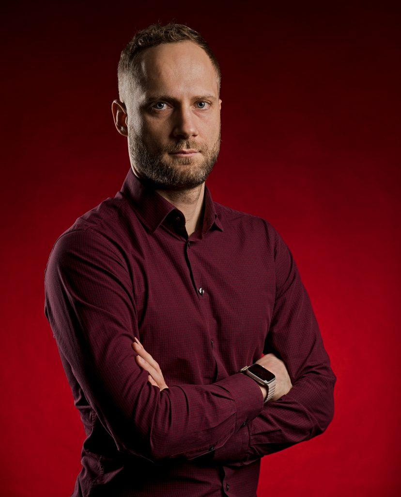 Martin Haller, cyberexpert