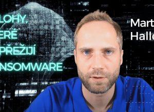 Přednáška: Zálohy, které nepřežijí ransomware